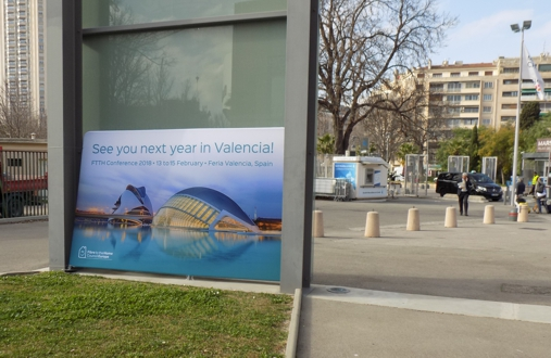 FTTH Conference - See You next Year in Valencia, Spain