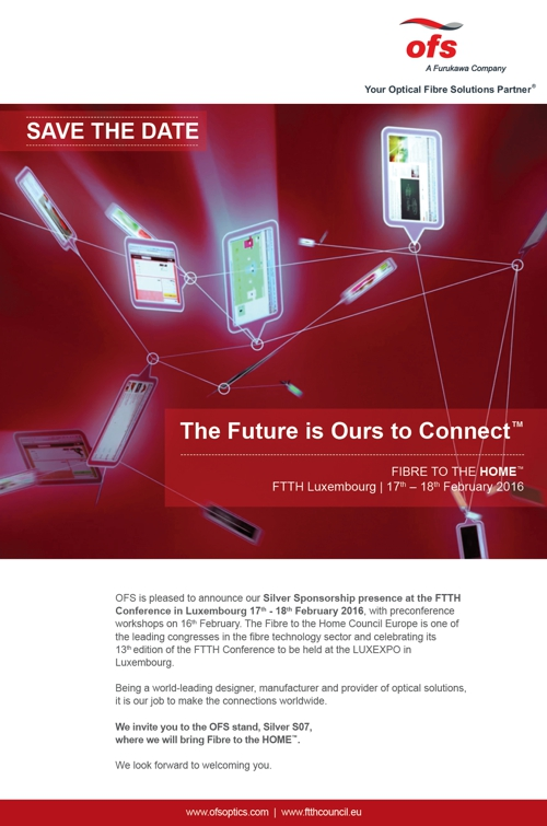FTTH Council Luxenbourg 2016